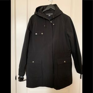 Kristen Blake lined jacket with hood - never worn